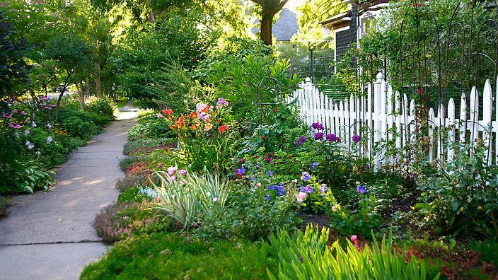 The Basic Principles Of Landscape Design